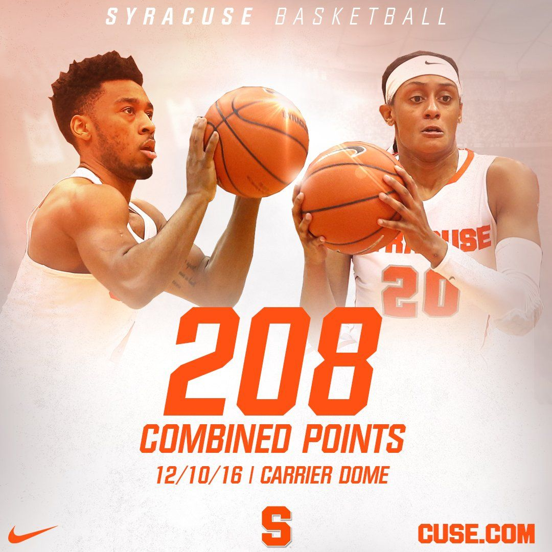 Syracuse Carrier dome, Syracuse basketball, College hoops