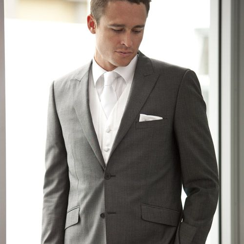 Charcoal Grey Suit For Wedding - Ocodea.com