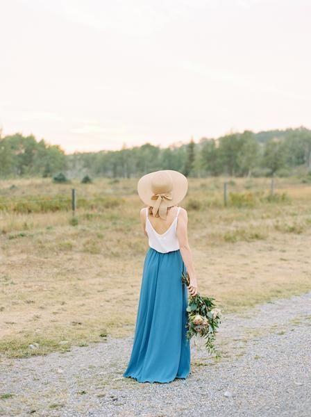 38468abee Kelly Slate Blue Full Maxi Skirt, engagement maxi skirt, flowy maxi skirt, blue  maxi skirt, shop Skylar Belle maxi skirt, Milton photography, ...