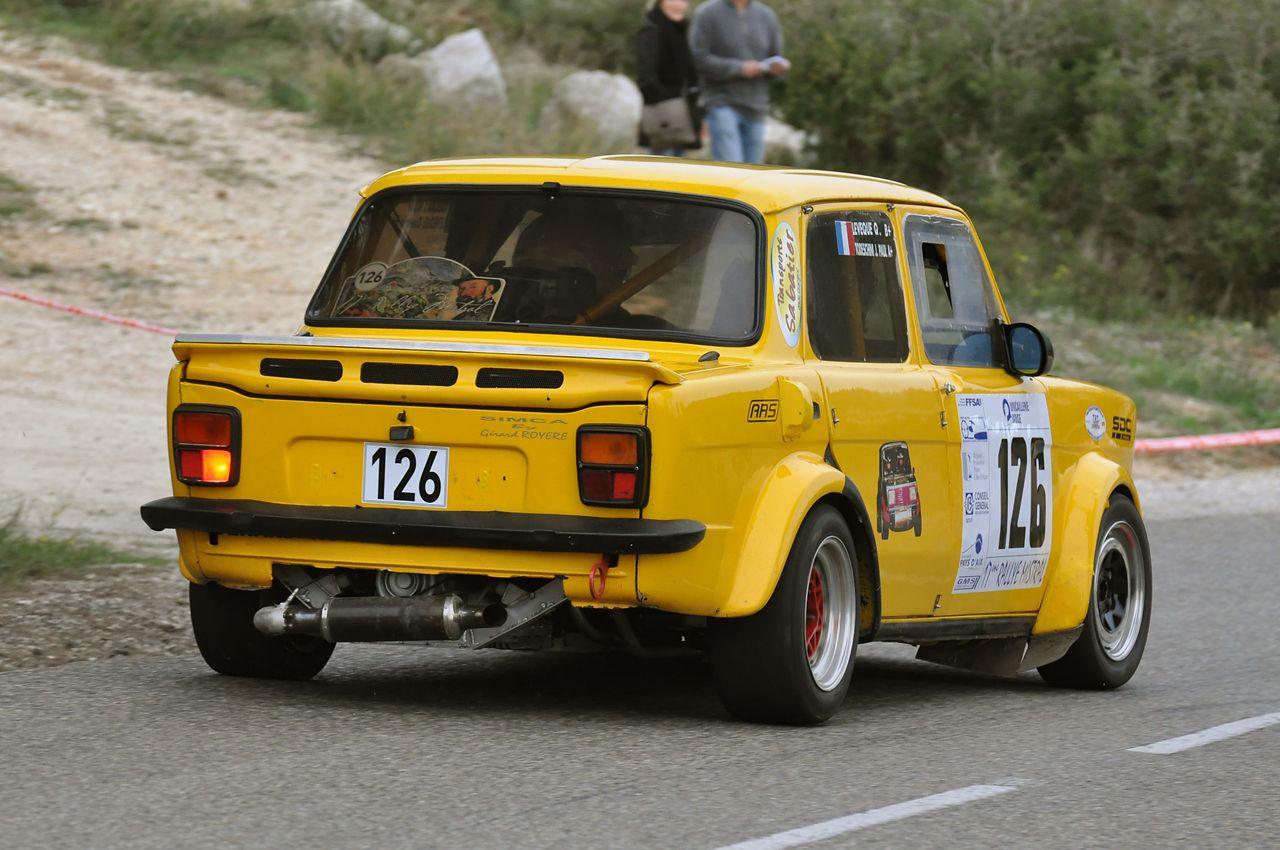 Simca Rallye 3 Simca Rallye Voitures Musclées