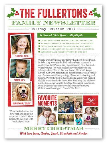 V1 375 500 Pixels Christmas Newsletter Christmas Lettering Christmas Cards