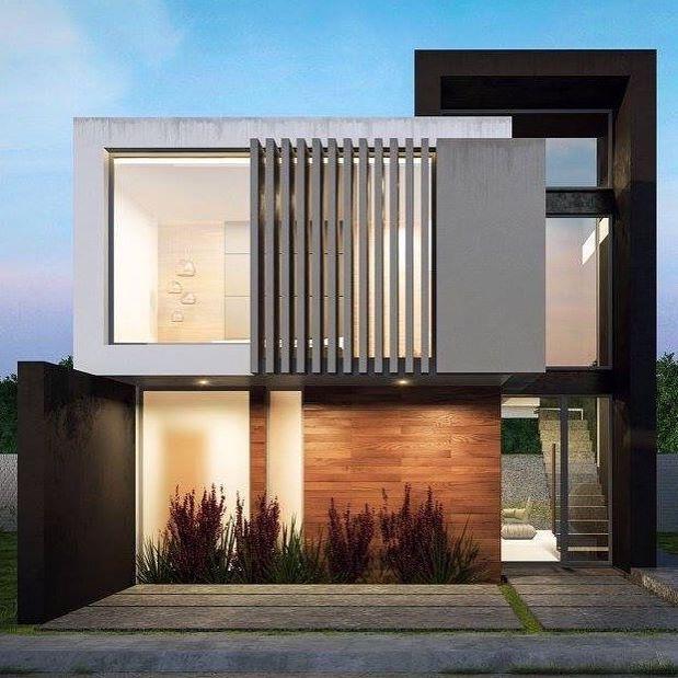 Contemporary mexican architecture arquitectura for Casas minimalistas modernas con cochera subterranea