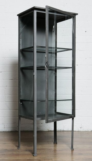 Iron Pharmacy Cabinet Storage Units Furniture Products Industy Vintage Cabinets Iron Furniture Cabinet