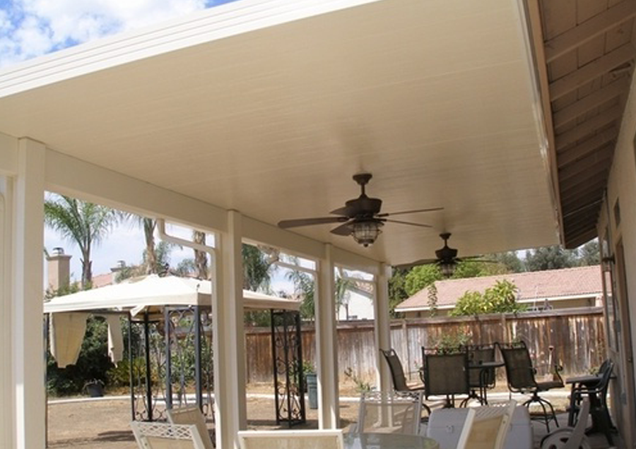 1465 4 Aluminum Roof Panels Screened Porch Aluminum