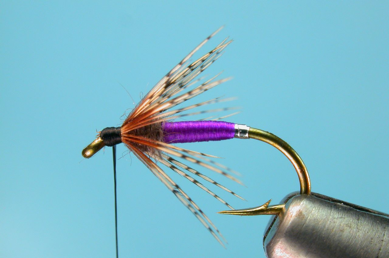 Soft Hackle with partridge feather