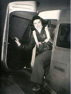 http://www.npr.org/2010/03/09/123773525/female-wwii-pilots-the-original-fly-girls