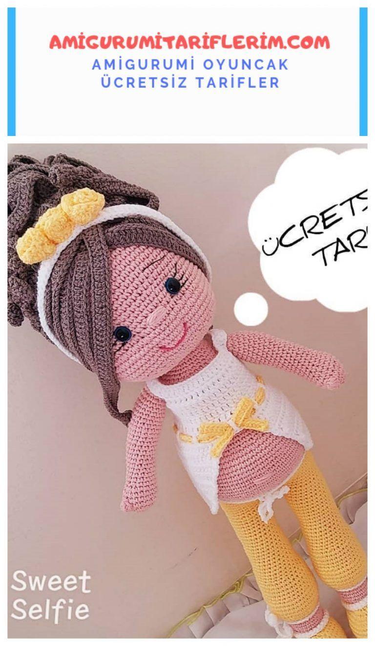 Amigurumi Örgü Oyuncak Bebek Kıyafeti Tarifi – elisiorgudukkani.com | 1321x768