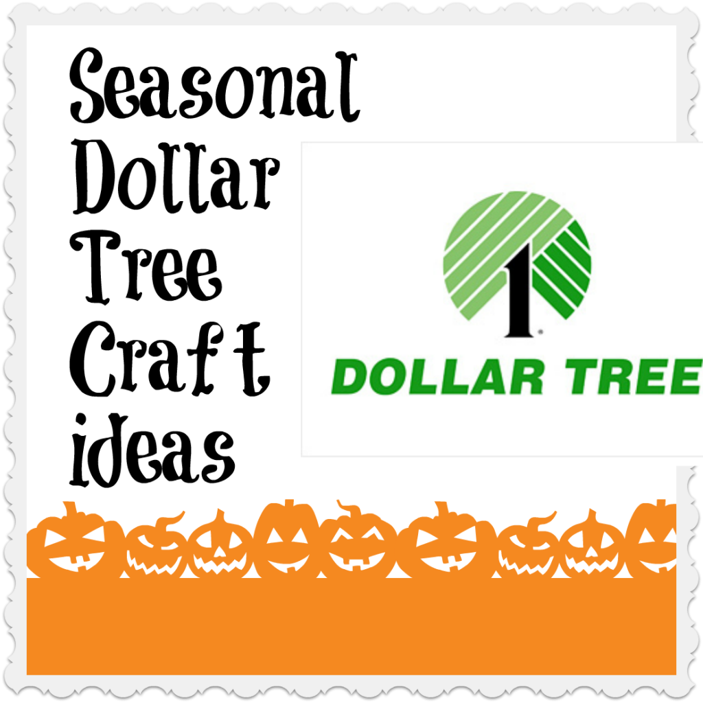 Dollar Tree Store: Halloween Spooky Table Scape