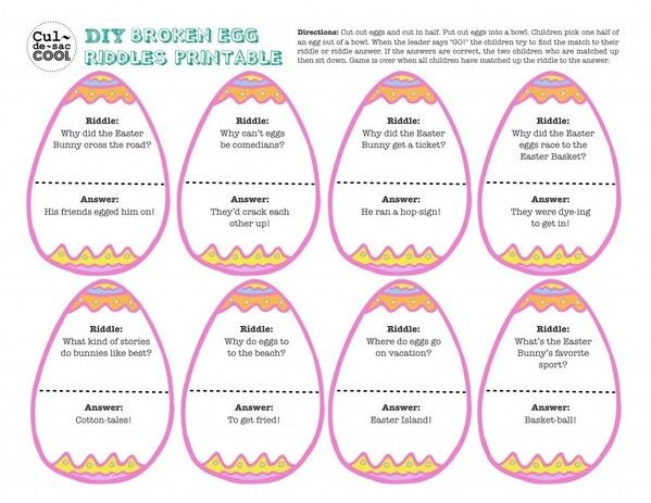 diy easter egg hunt clues easter egg hunts for teenagers mum in the