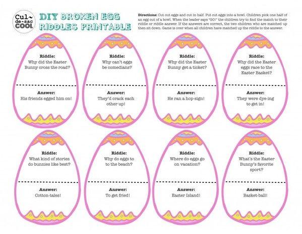 Easter egg scavenger hunt clues ideas christmas 2018 easter egg scavenger hunt clues ideas negle Images