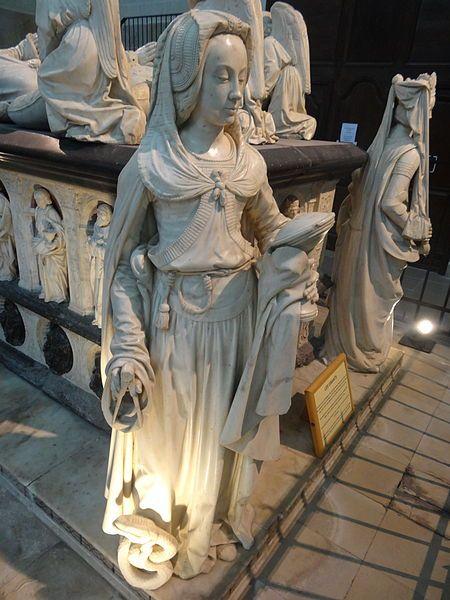 1502-07Tomb of François II de Bretagne& Marguerite de Foix Cathédrale St-Pierre et St-Paul de Nantes