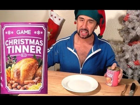 Christmas Tinner.Wait That Disgusting Christmas Tinner Meal In A Can Was