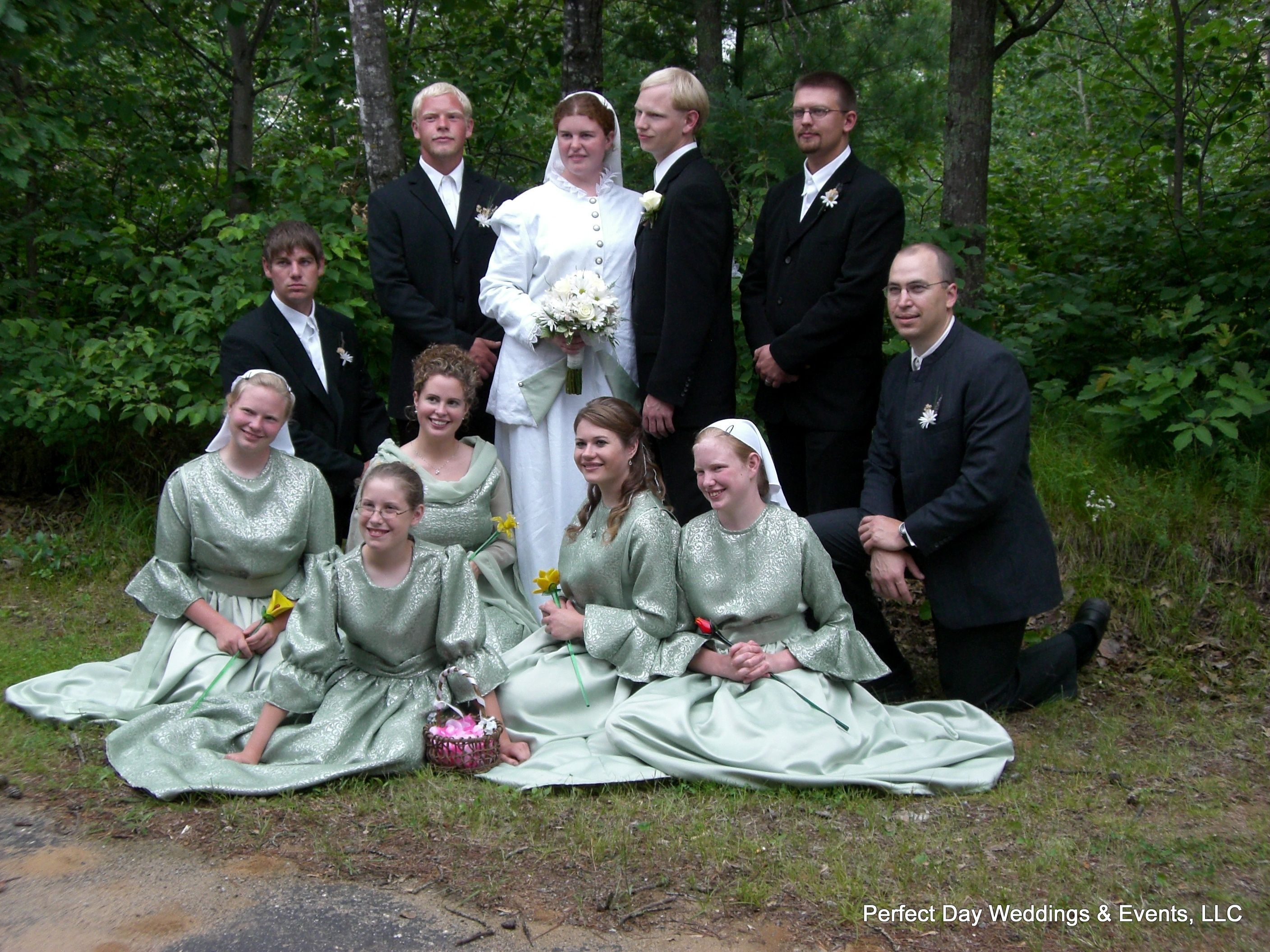 Mennonite Wedding Dresses