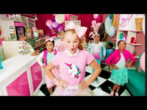 59771150aec01c38a023a5c49dbb6ad3 jojo siwa kid in a candy store (official video) i have watched