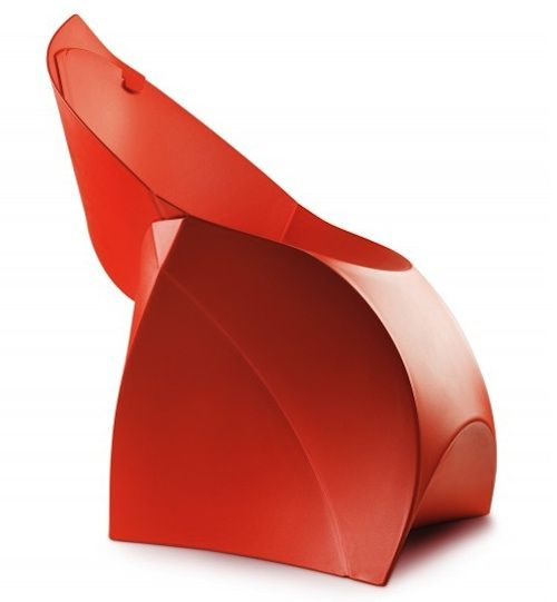 Terrific This Portable Origami Style Chair Folds Into An Envelope For Pdpeps Interior Chair Design Pdpepsorg