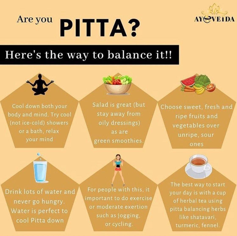 44++ What is pitta diet ideas