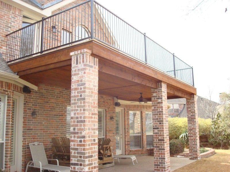 Etonnant Patio Cover U0026 Balcony   Basic Idea
