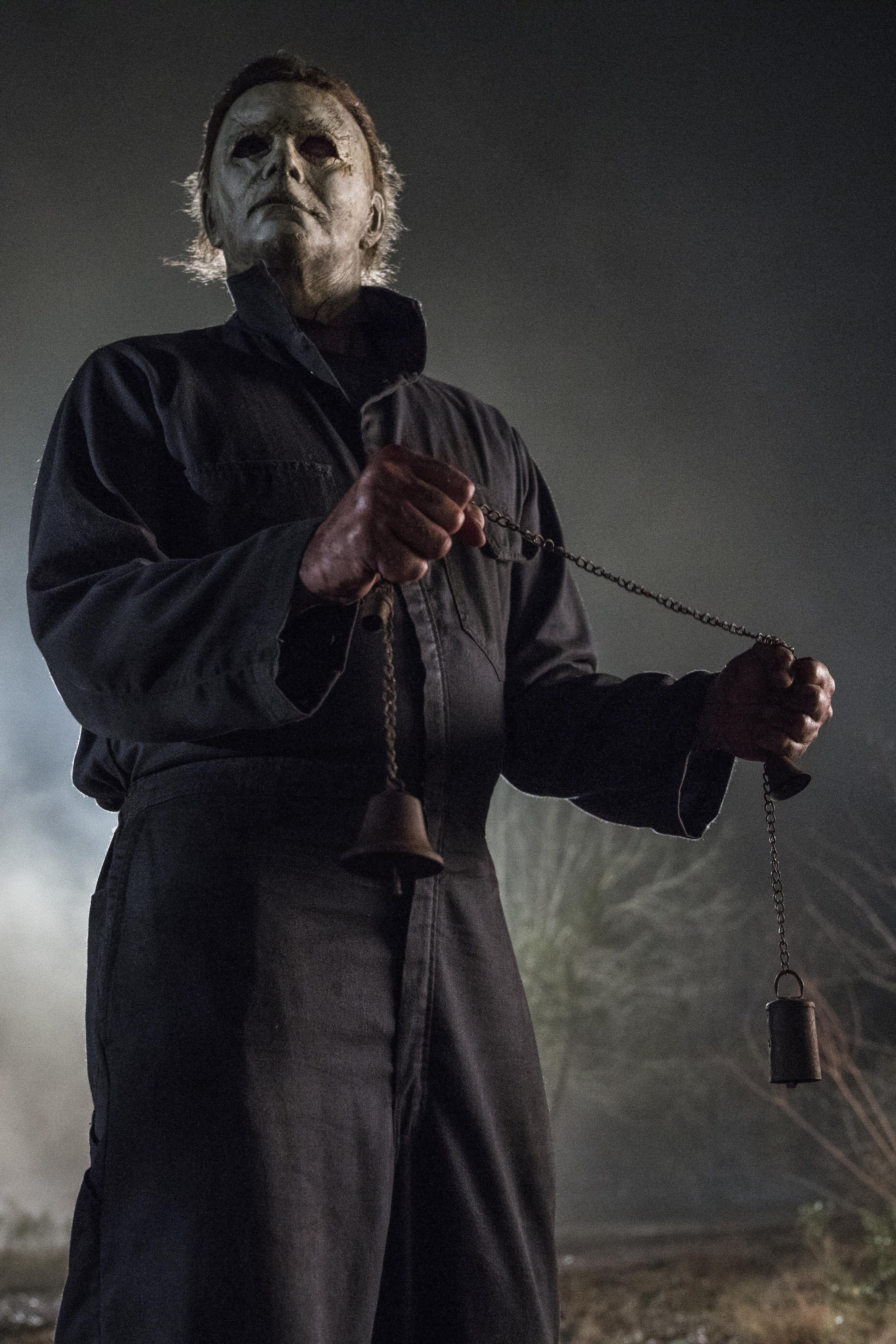 Halloween ジェイミー・リー・カーティスが主演に復帰した正・続編の「ハロウィン」が、シリーズの真の決着へ