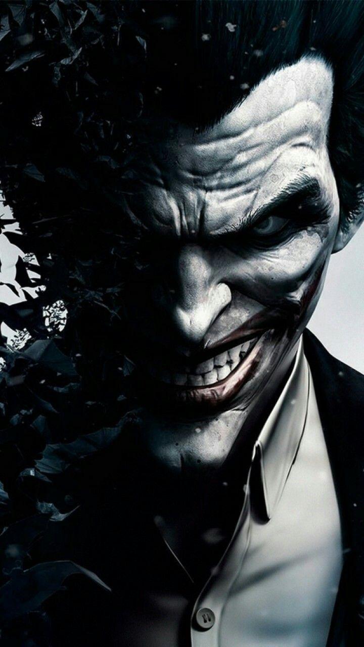 Y.L.A☎☏ Batman wallpaper, El guasón, Joker batman