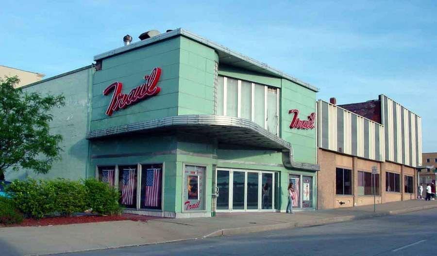The Trail Theatre St Joseph Missouri