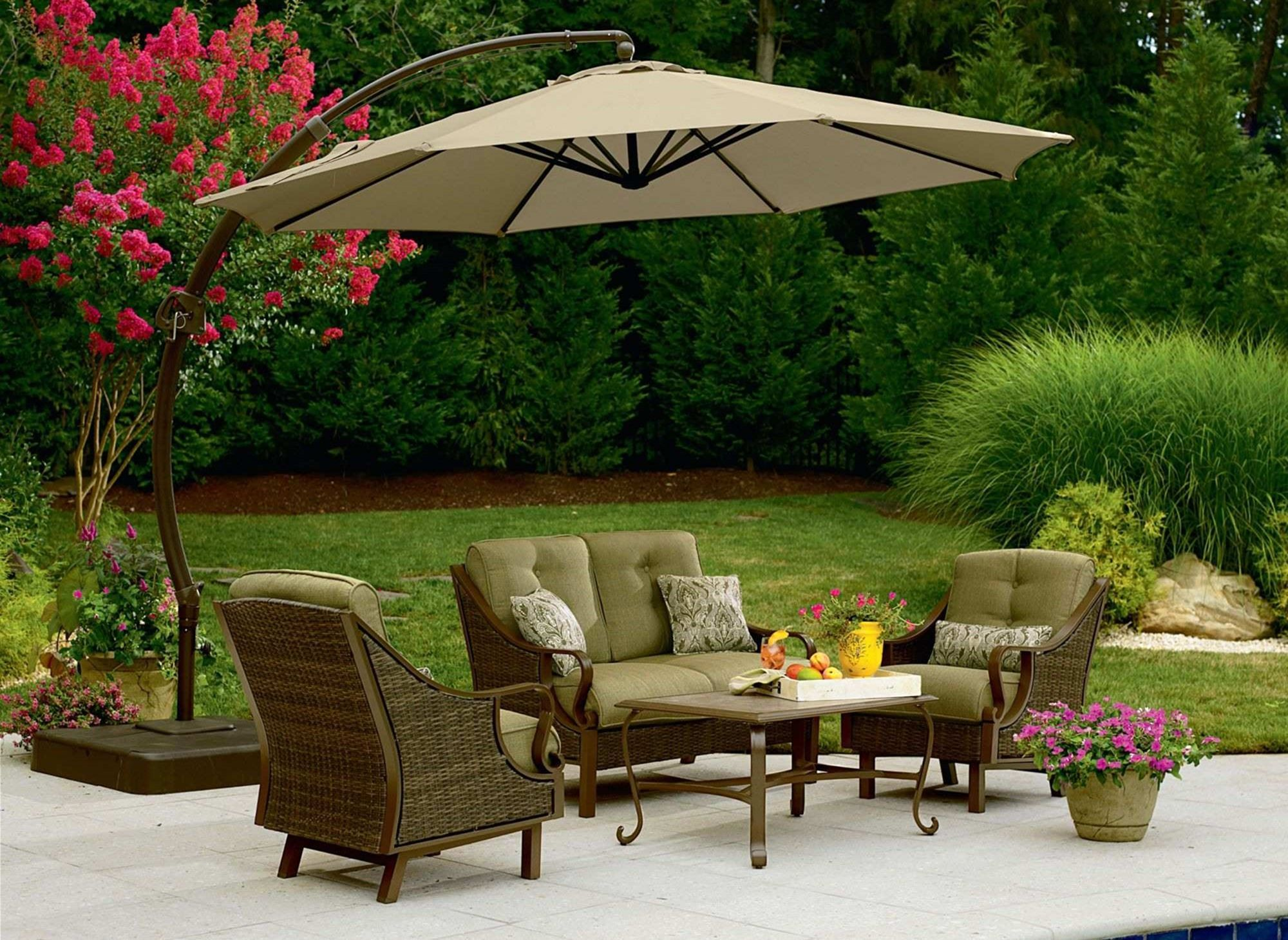 outdoor umbrella clearance on 10 Beautiful And Unique Outdoor Designs For An Amazing Home Look Teracee Patio Umbrella Best Patio Umbrella Outdoor Design
