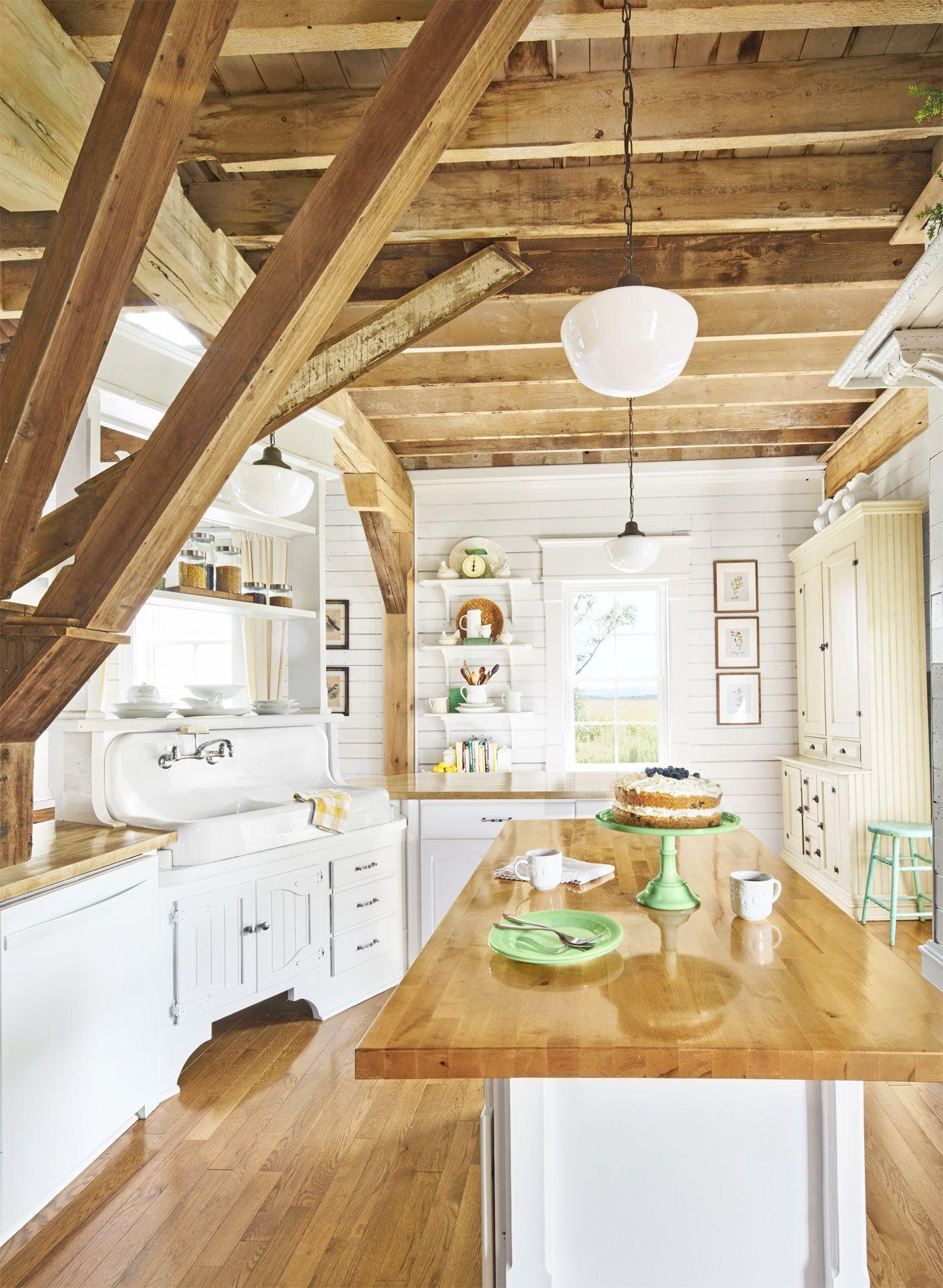 Add White With... Milk Glass Lightingcountryliving | Log Home ...