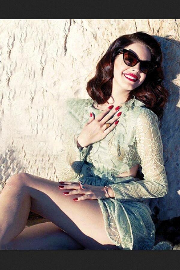 First Look: Lana Del Reys H&M Fall/Winter Lookbook