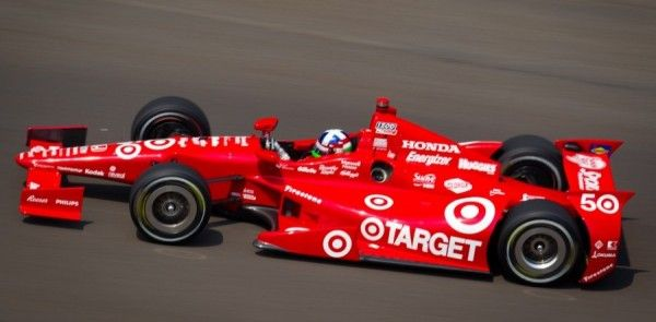 Franchitti - Indy 500! I wanted Scott Dixon but I'll settle for a teammate!