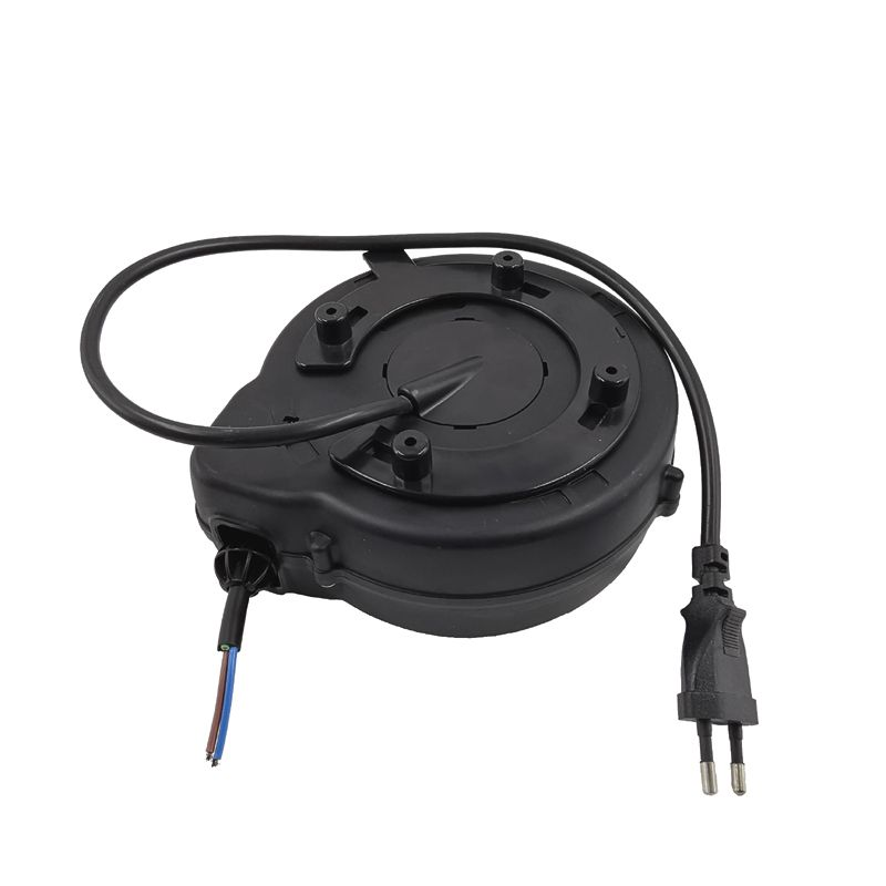 How A Retractable Cable Reel Work Retractable Cable Cable Reel Retractable