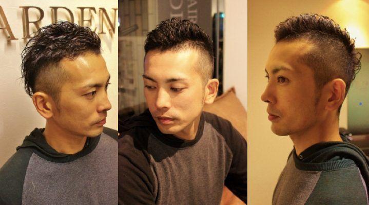 40代の髪型メンズ ツーブロックこそ大人の色気を出せる 海外の