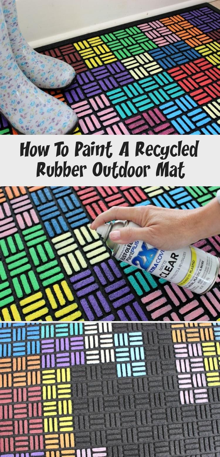 My Blog in 2020 Recycled rubber, Outdoor mat, Home depot