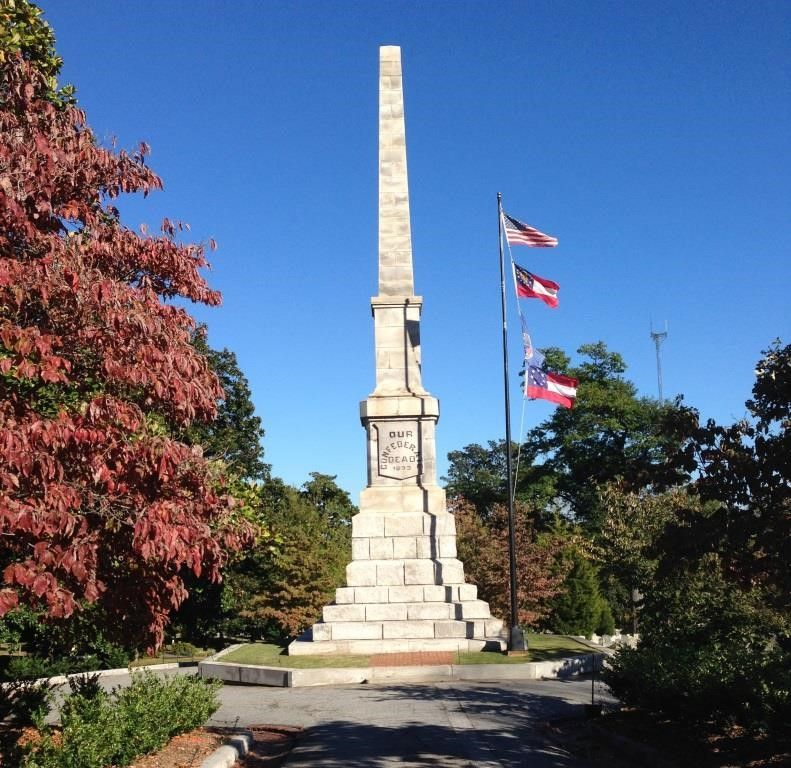 Atlanta's wartime mayor, a 10-year old diarist, and several generals call Oakland Cemetery home.