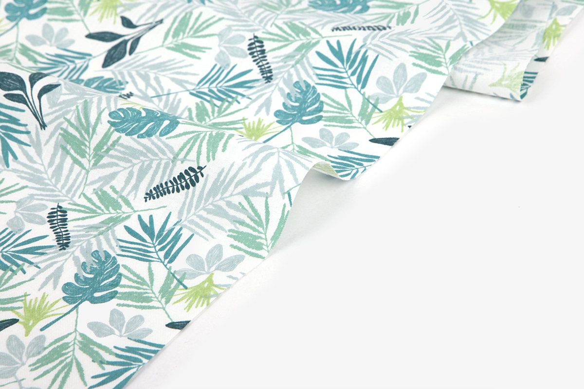1 2 Yard 100 Cotton In The Tropics 42 Wide Dailylike Canada Fabric Cool Fabric Sewing Patterns For Kids
