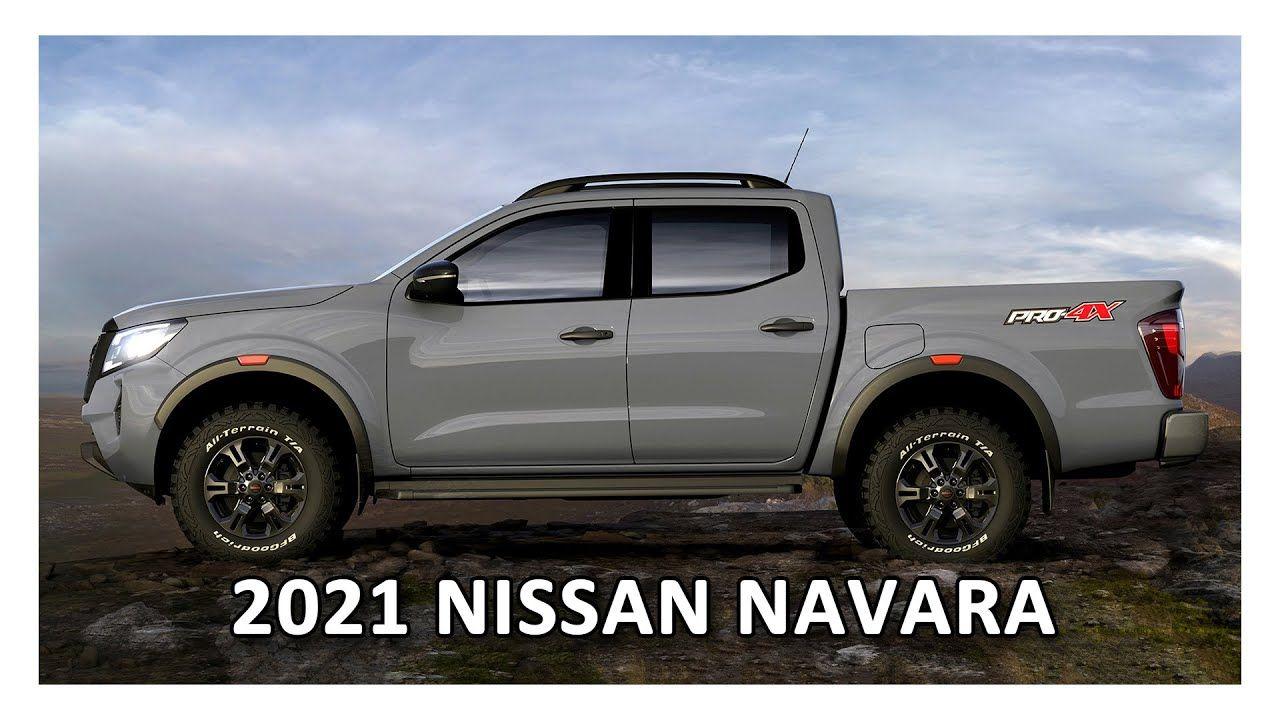2021 Nissan Navara Frontier Nissan Navara Nissan Nissan Frontier