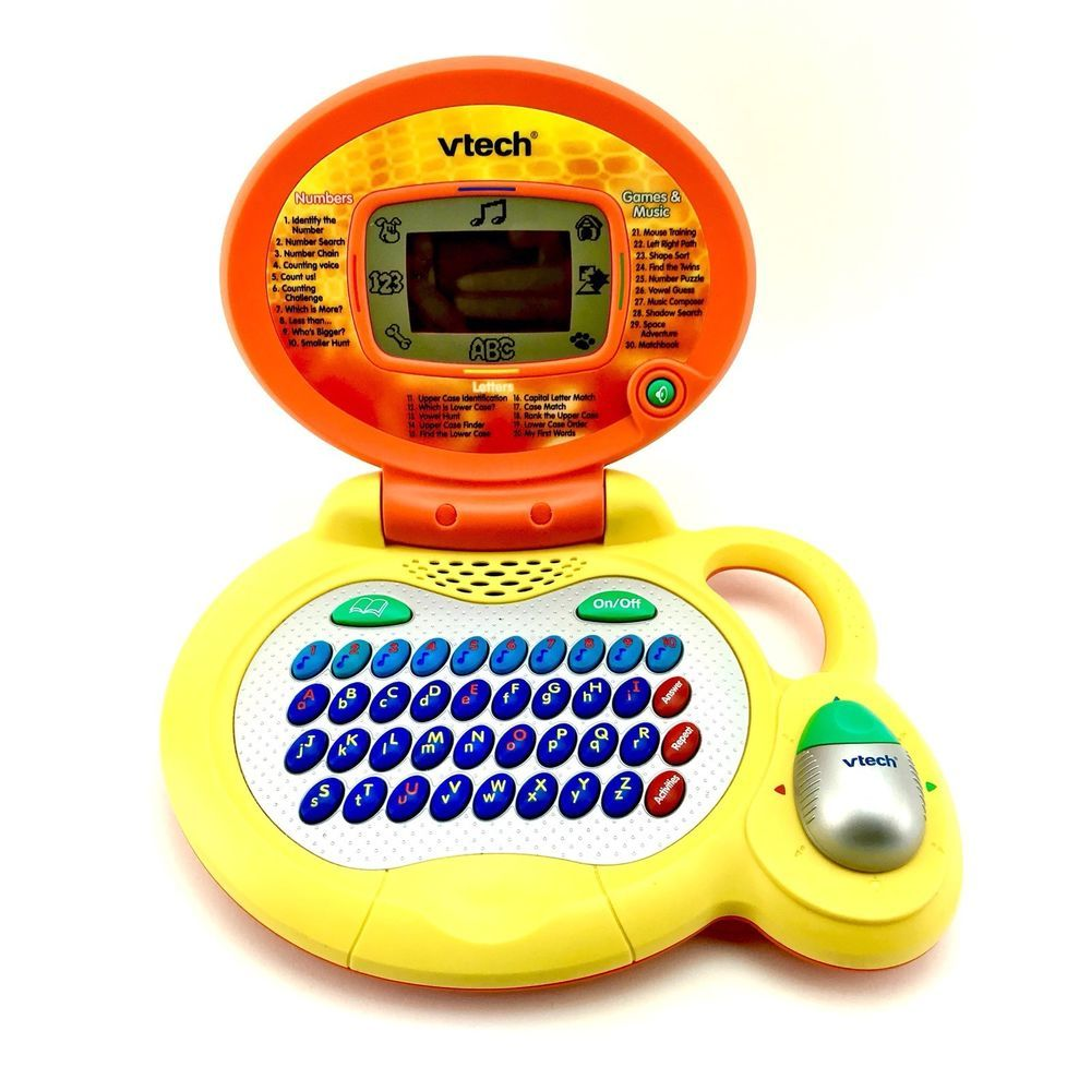 Vtech My Laptop & mouse educational 30 activities fun