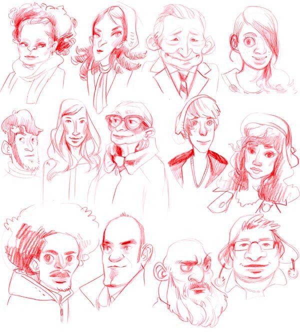 Maike Plenzke | #illustrator #illustration #art #color #paint #ilustração #arte #sketch #sketchbook #rough #wip #cartoon #draw #drawing #desenho #artist #ilustrador #character #bw #line #detail #inspiration