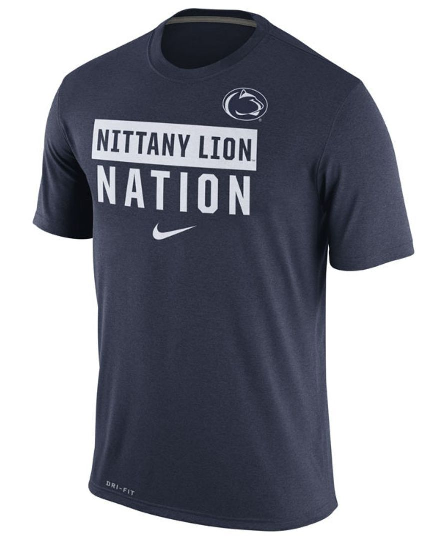 Nike Men's Penn State Nittany Lions Legend Local Verbiage T-Shirt