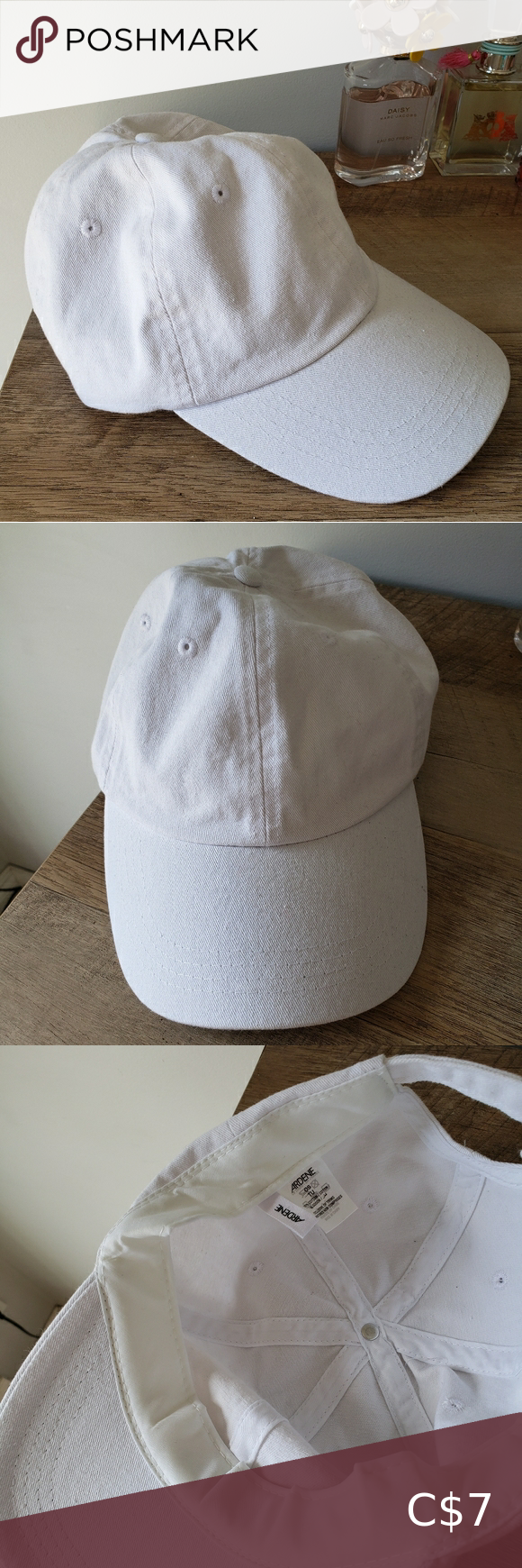 Basic White Hat Never Worn Goes With Anything Ardene Accessories Hats In 2020 White Hat Accessories Hats Ardene