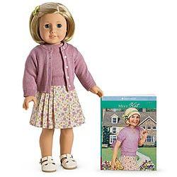 american girl kit doll kendall-s-xmas-birthday-wish-list
