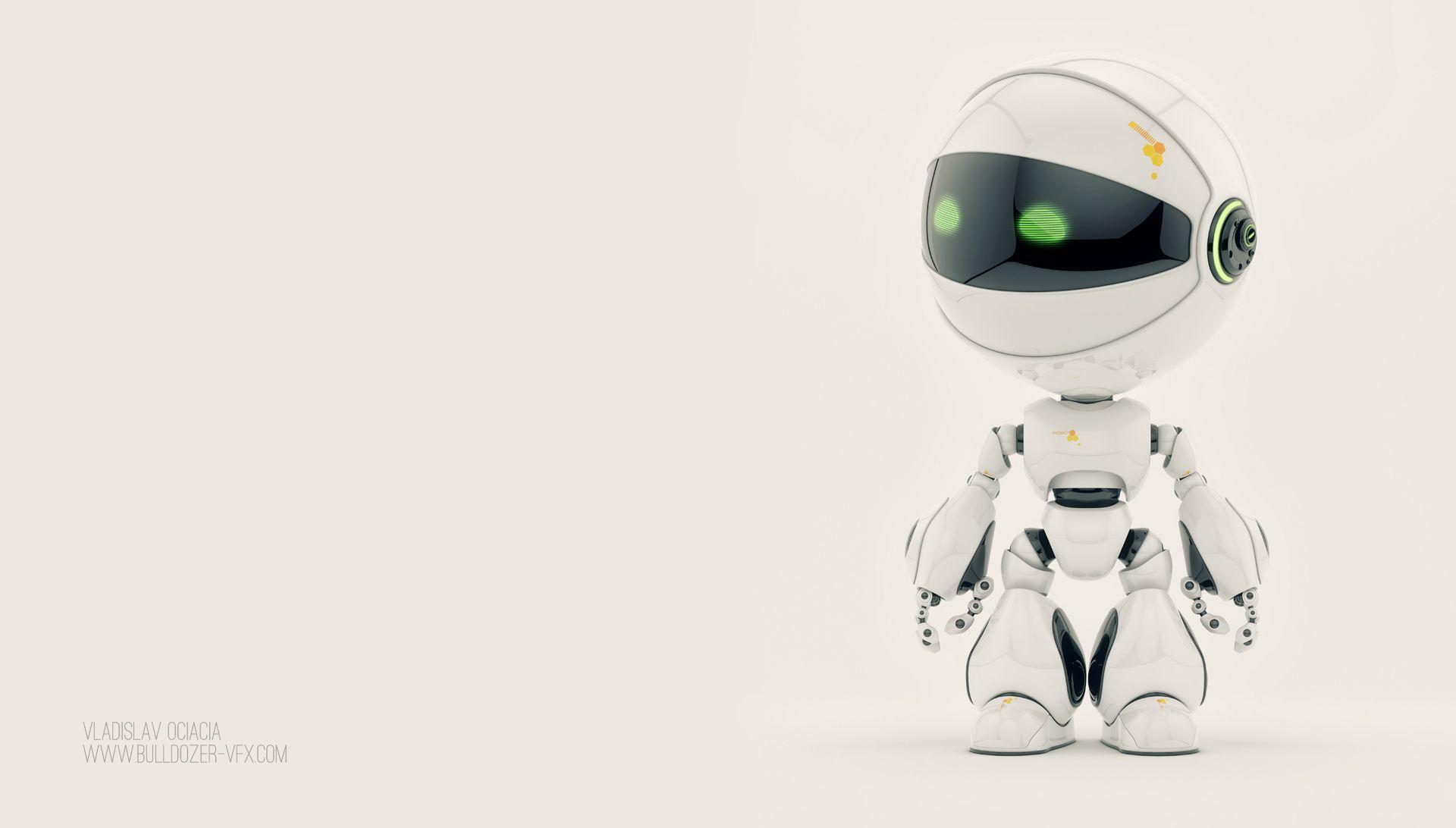 Hd wallpaper robot - Cute Robot Hd Wallpapers 15441 Amazing Wallpaperz