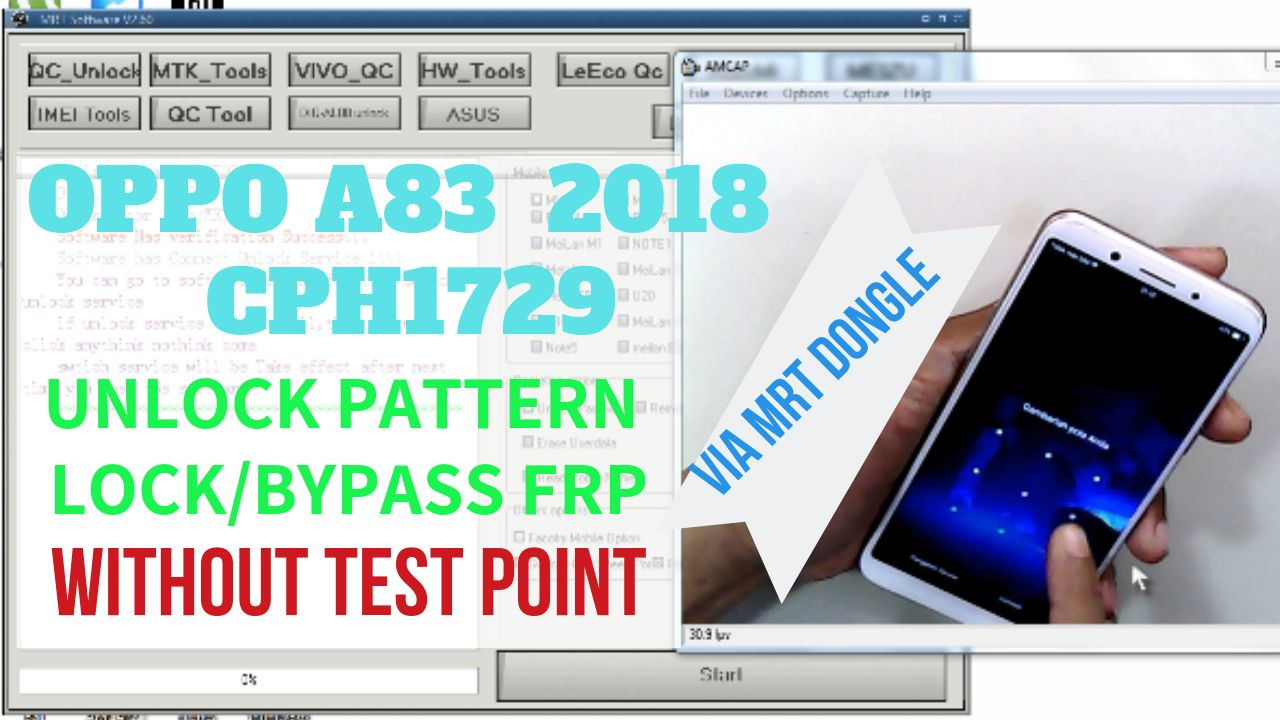 New Method Hard Reset Oppo A83 Phone Solutions Unlock Pattern
