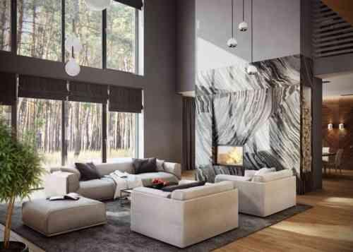 Décoration salon moderne en 35 exemples spectaculaires | Chic Home ...
