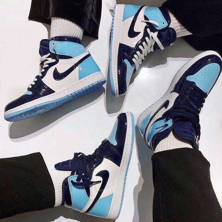 Air Jordan 1 Blue Chill Outfit
