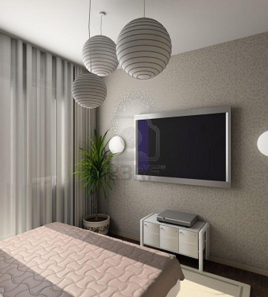 bedroom tv table design | design ideas 2017-2018 | Pinterest ...