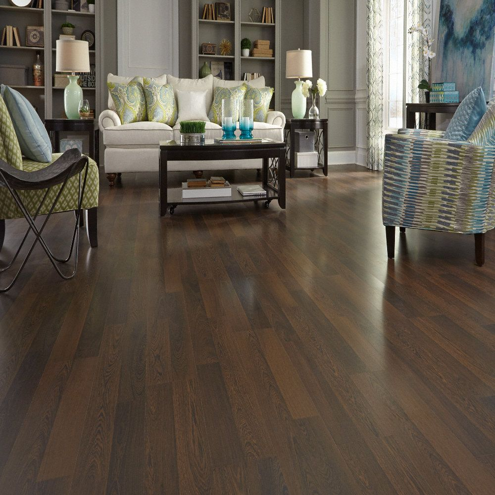8mm African Rosewood fullscreen House flooring, Home
