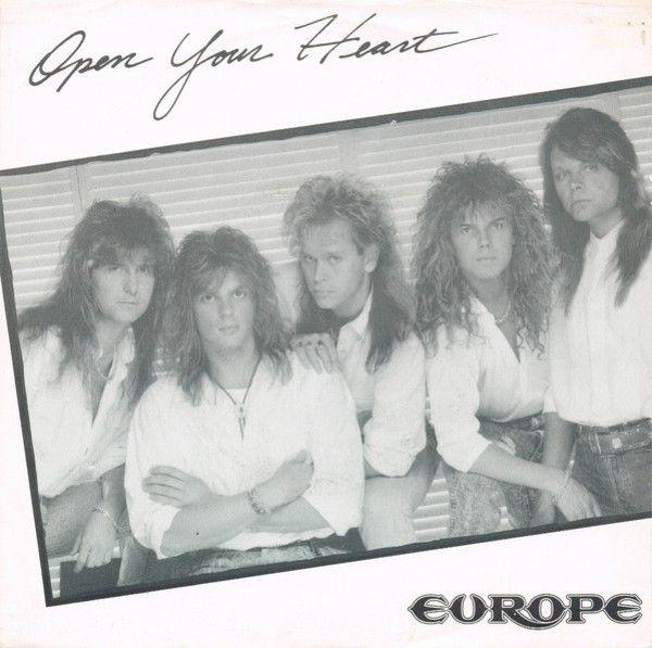 Europe Open Your Heart Guitar Solo Transcription | Europe ...