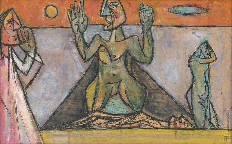 Ladislav Guderna: Kompozícia:1946