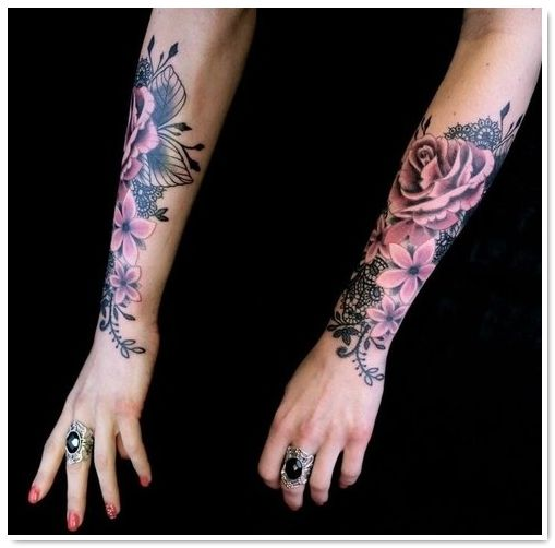 Tatouage Dentelle Tattoo Addict Tattoos France Tattoo Et Lace