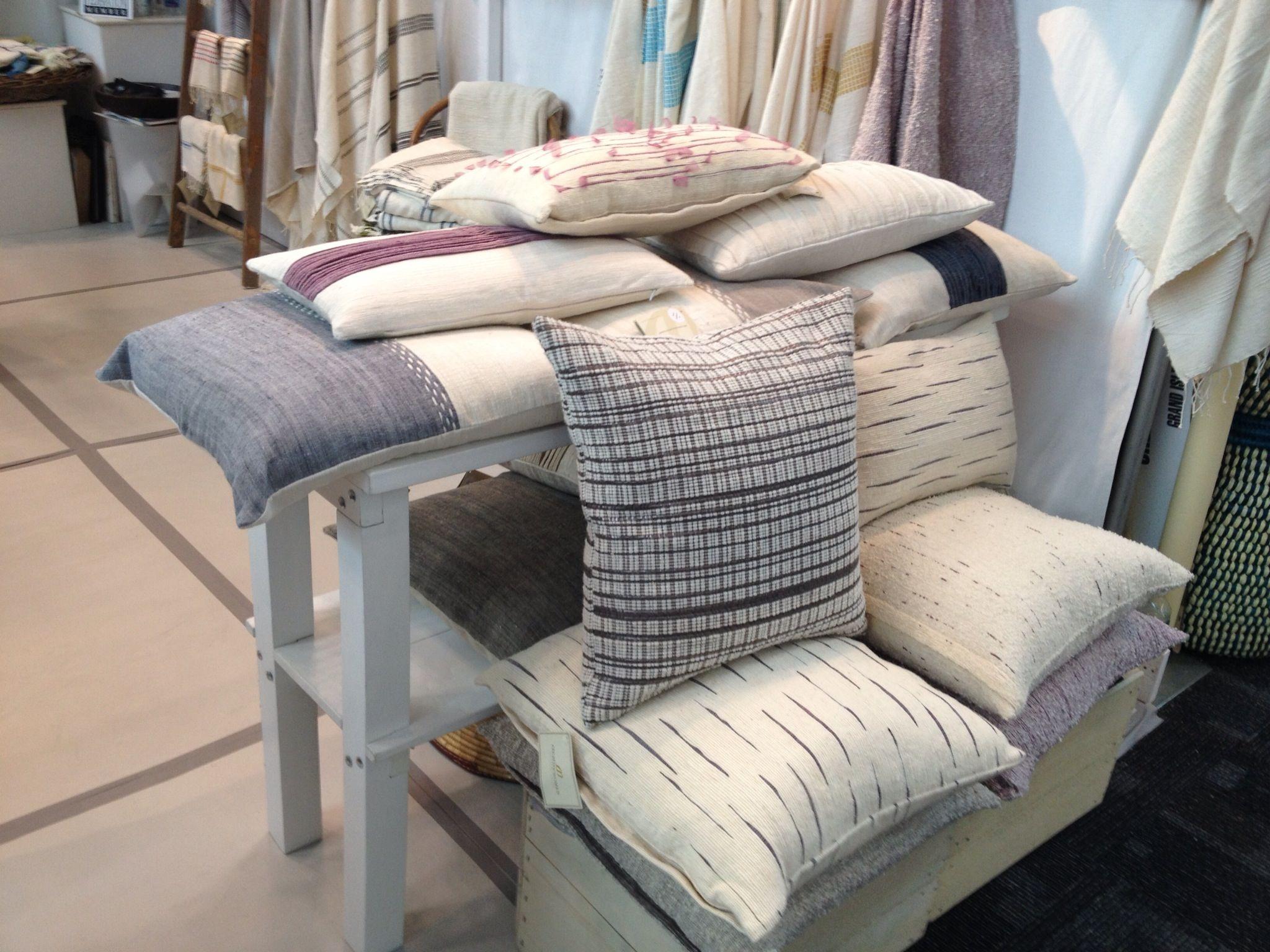 Moroccan Pillows, Creative Women, NYIGF