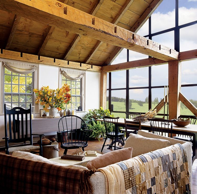 converted barn idea